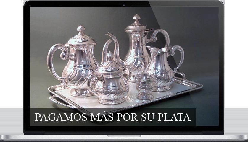 Vender juego de caf de plata en zaragoza - Cuberterias de plata precios ...
